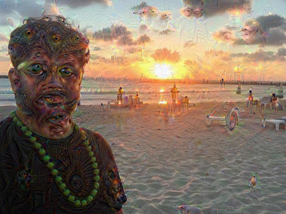 tel-aviv-sunset-deep-dream-weird